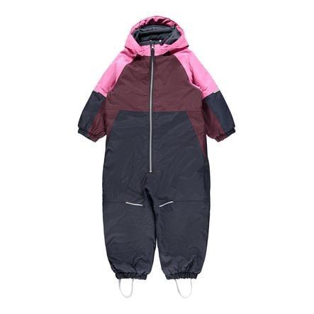 name it Combinaison de ski enfant NMFSNOW03 Ibis Rose