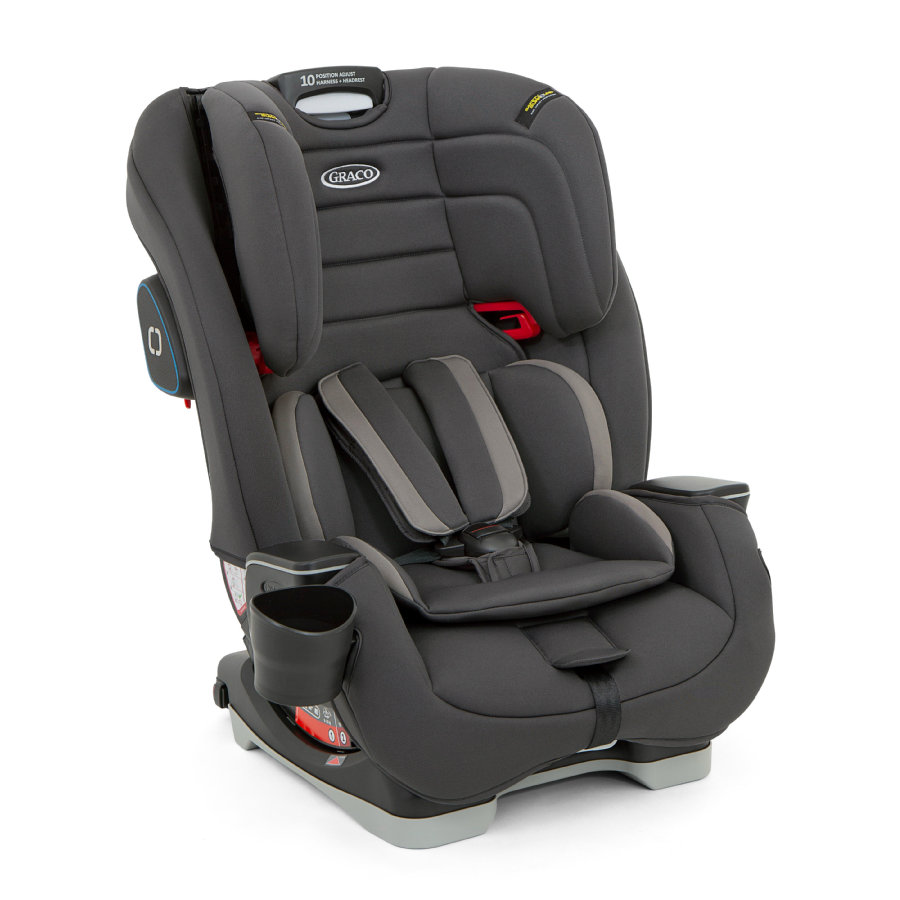 Graco® Kindersitz Avolve Charcoal