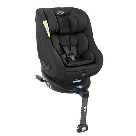 Graco® Kindersitz Turn2Me Schwarz