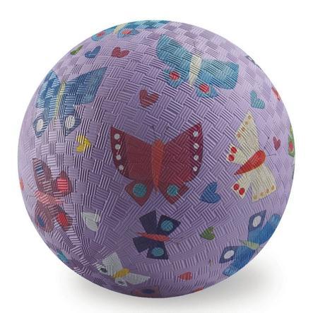 Crocodile Creek® Spielball 18 cm - Schmetterlinge