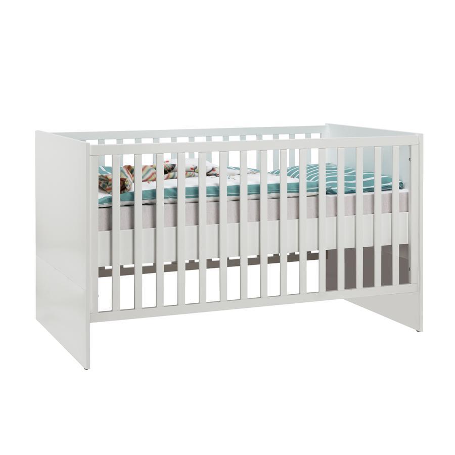 roba Kombi-Kinderbett Nordic weiß