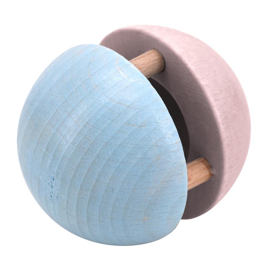 """Voggenreiter Kugel-Glöckchen """"Beady"""" (blau/rosa)"""