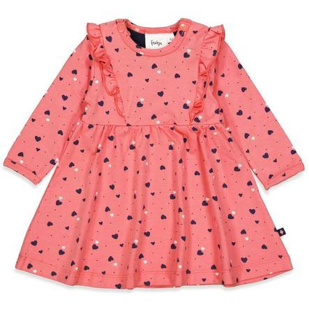 Feetje Kleid Sweetheart Roze