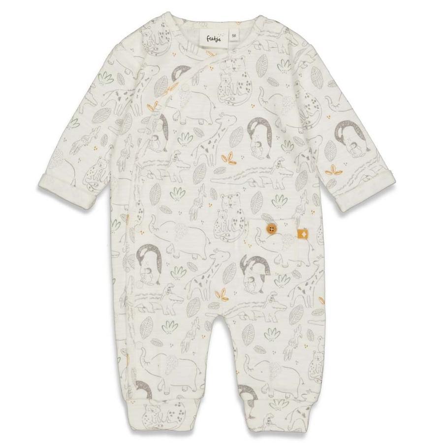 Feetje pyjamas Welcome à Earth de réduction white