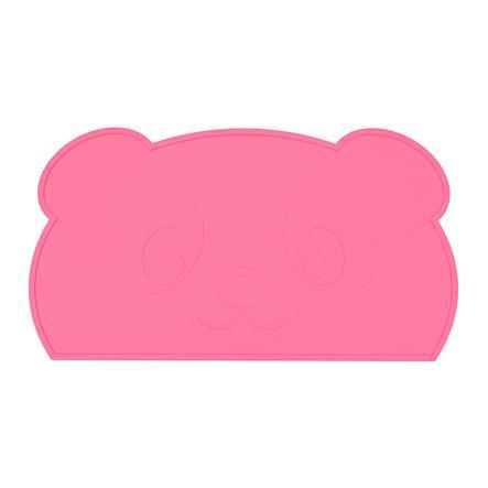 KOKOLIO Tischset Little Panda aus Silikon, in pink