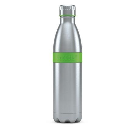 boddels ® Dryckesflaska TWEE med isolerande funktion grön 800 ml från födseln