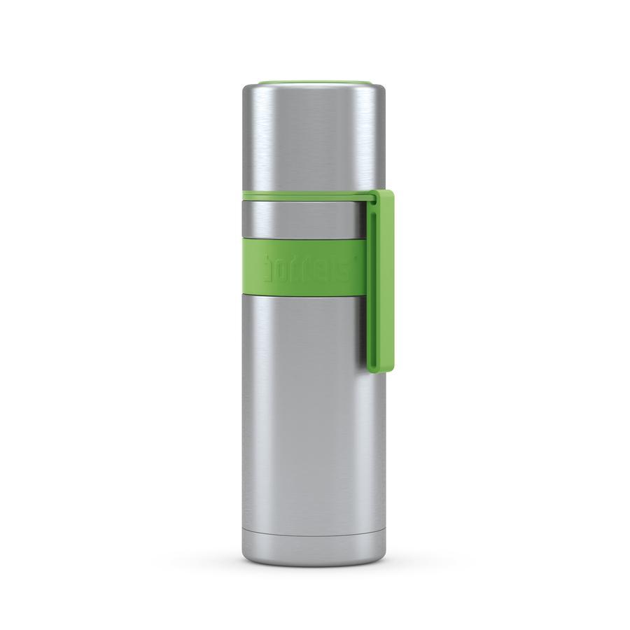 boddels® Isolierflasche HEET grün 500 ml ab dem 3+ Jahr