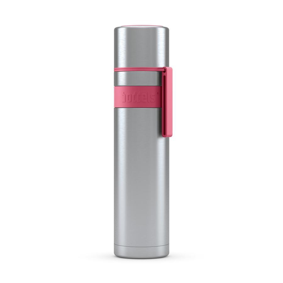 boddels® Isolierflasche HEET rot 700 ml ab dem 3+ Jahr
