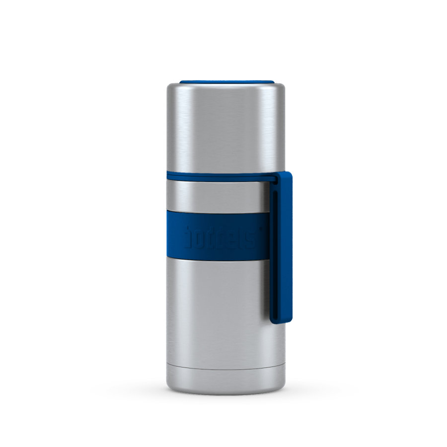 boddels ® HEET isolerad flaska mörkblå 350 ml från 3+ år gammal