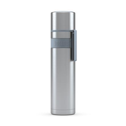 boddels® Isolierflasche HEET hellgrau 700 ml ab dem 3+ Jahr