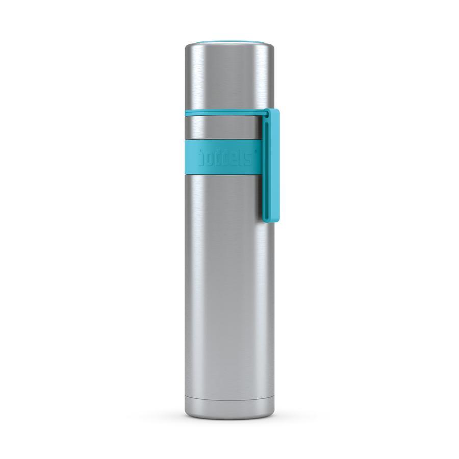 boddels® Isolierflasche HEET türkis 700 ml ab dem 3+ Jahr