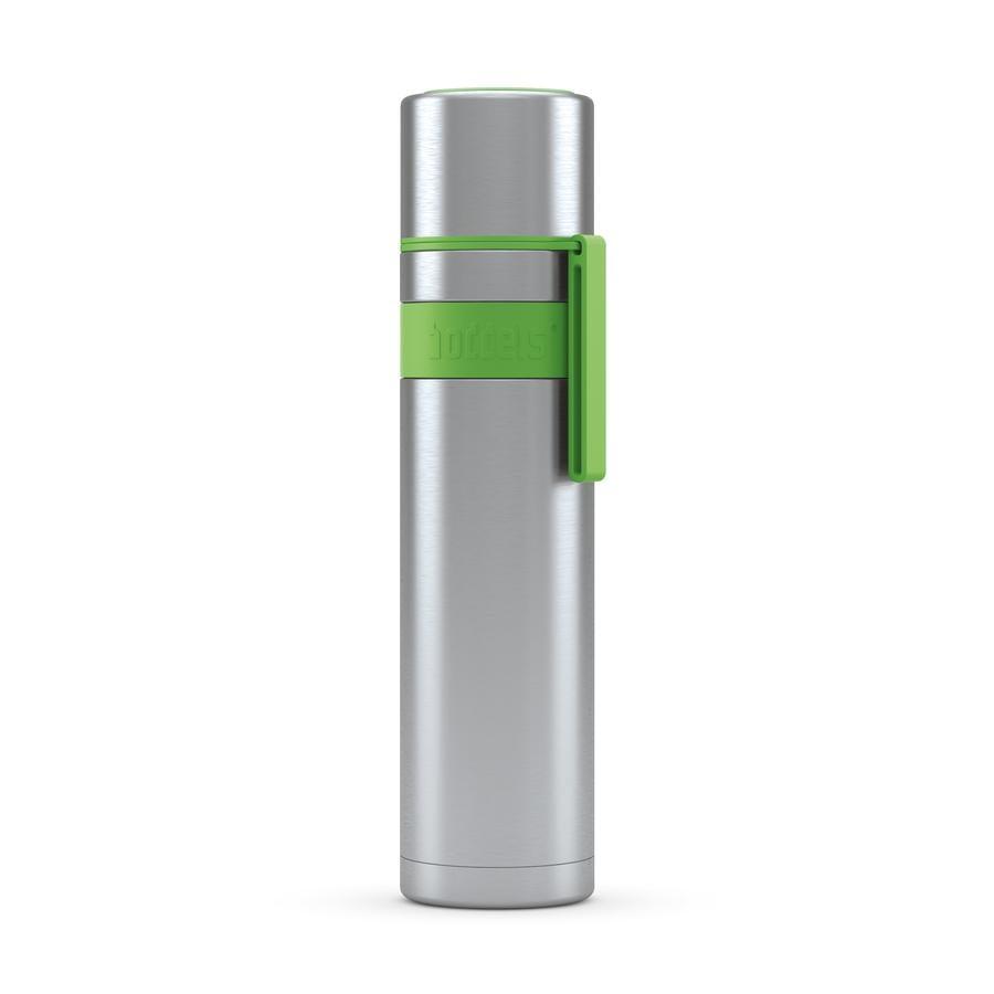 boddels® Isolierflasche HEET grün 700 ml ab dem 3+ Jahr
