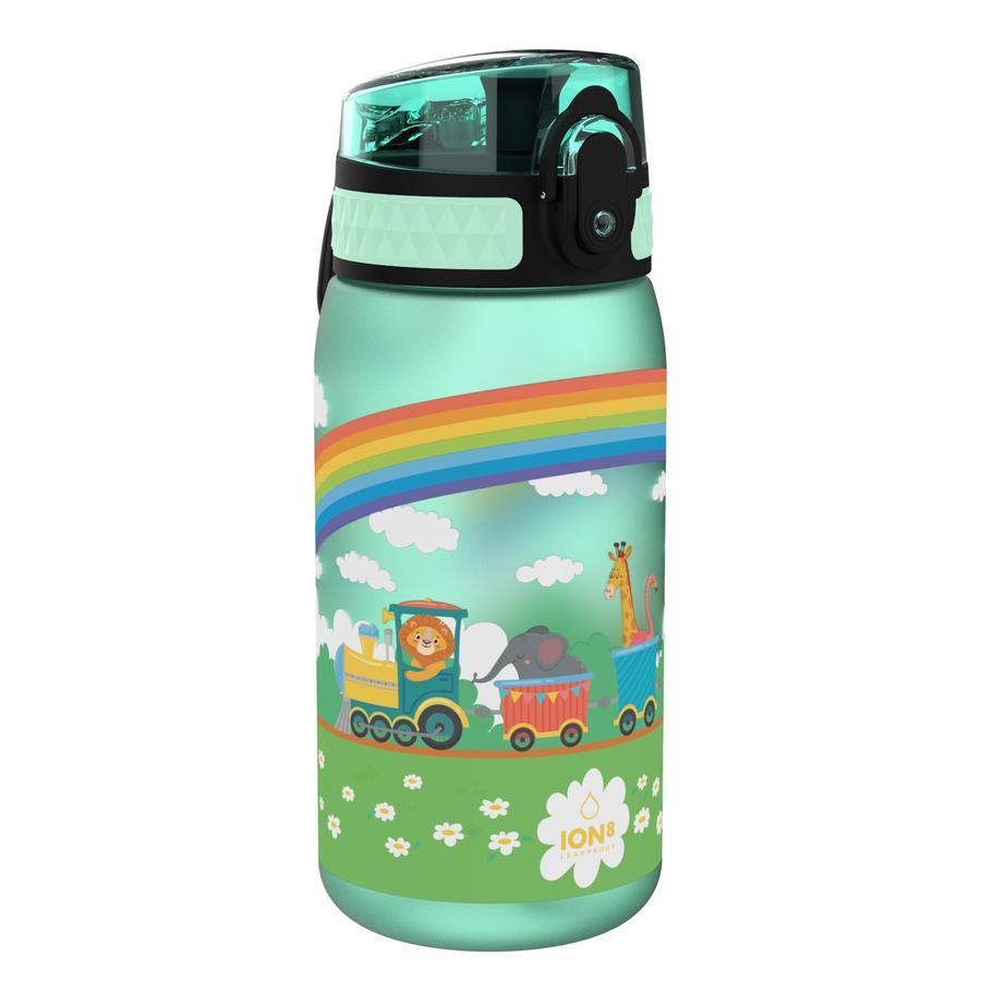 ion8 pod, auslaufsichere Kinder Wasserflasche, regenbogen, 350 ml
