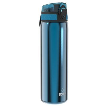 ion8 , gourde étanche, acier inoxydable, bleu, 600 ml
