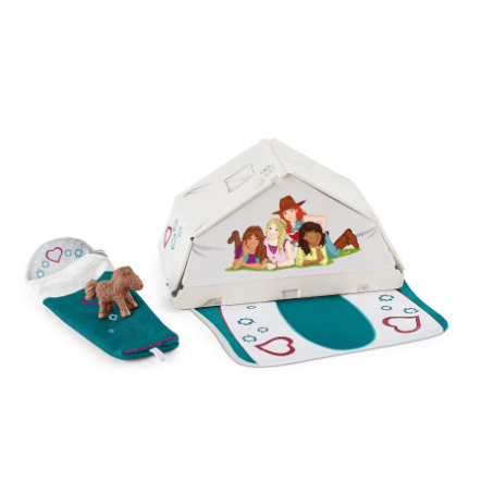 Schleich Horse Club Accessoires Camping, 42537