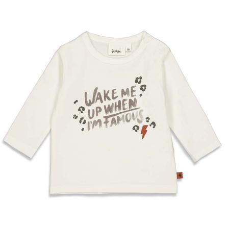 Feetje Pitkähihainen paita Famous Wild Thing Off white