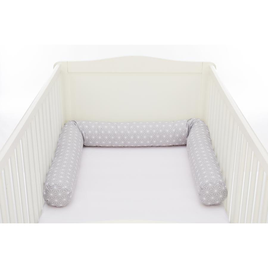 fillikid  luxe sänkymato 190 cm kuutio harmaa