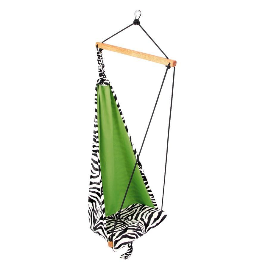Houpací křeslo AMAZONAS Hang Mini Zebra