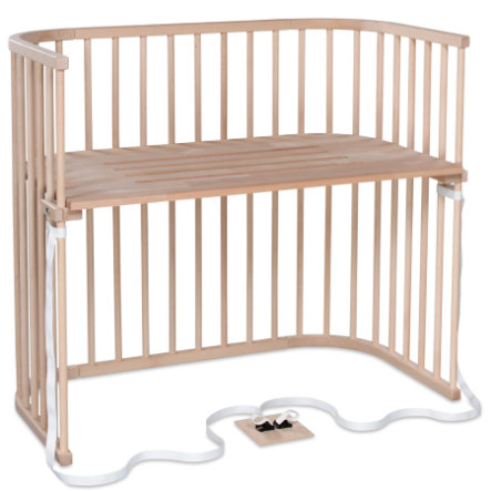 babybay Lettino co-sleeping contenitore XXL legno naturale