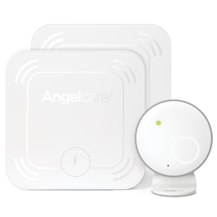 Angelcare® SmartSensor Pro 1: Bewegungsmelder mit zwei Wireless Sensormatten