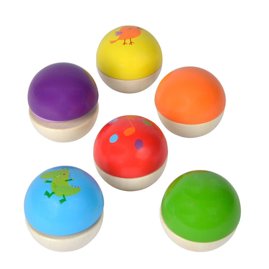 Eichhorn Musiikki puinen pallo, jossa on ääni