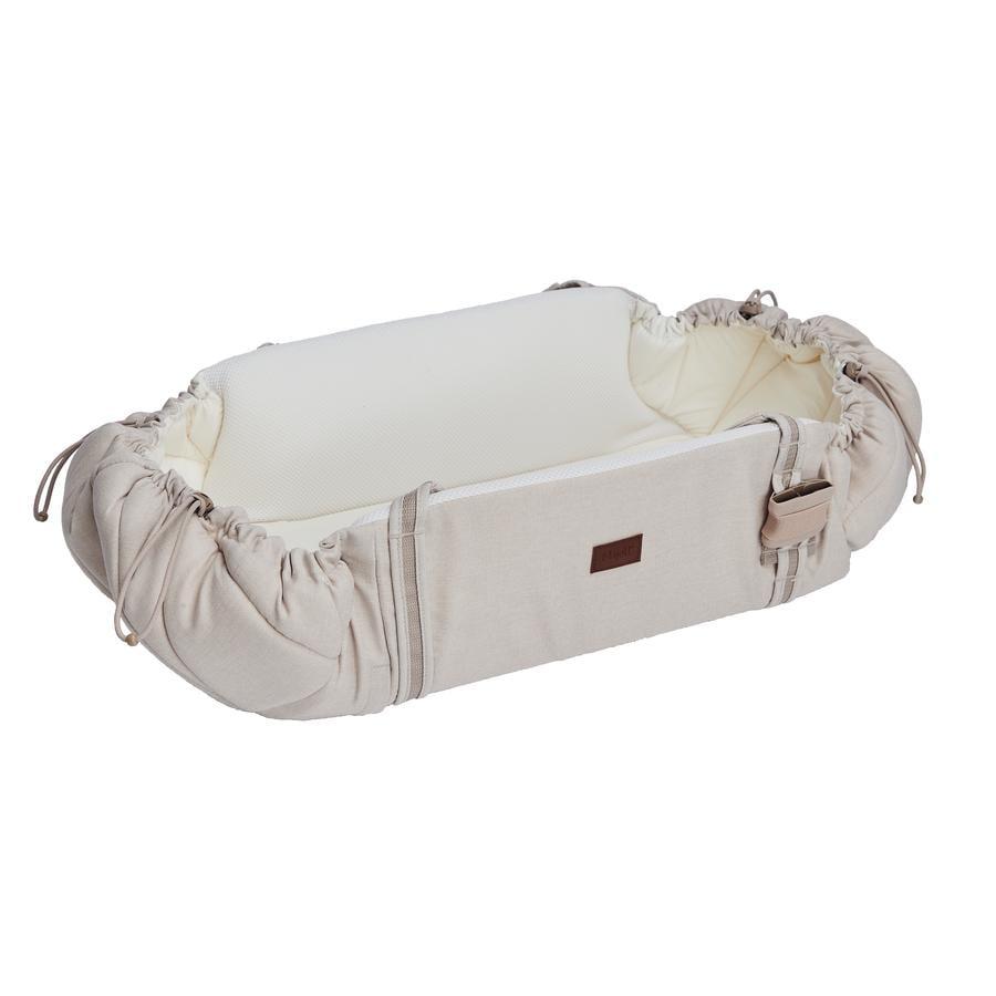 Najell Vauvan kantokoppa Sleep Carrier 2 Sand y Beige