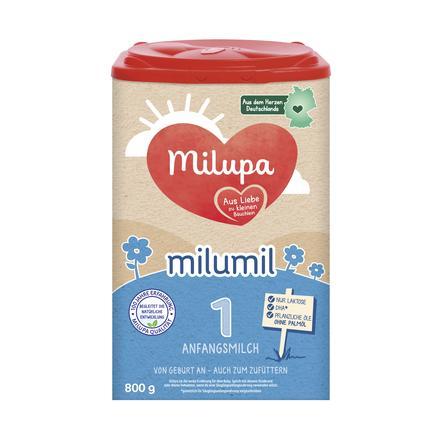 Milupa Anfangsmilch Milumil 1 800 g ab der Geburt