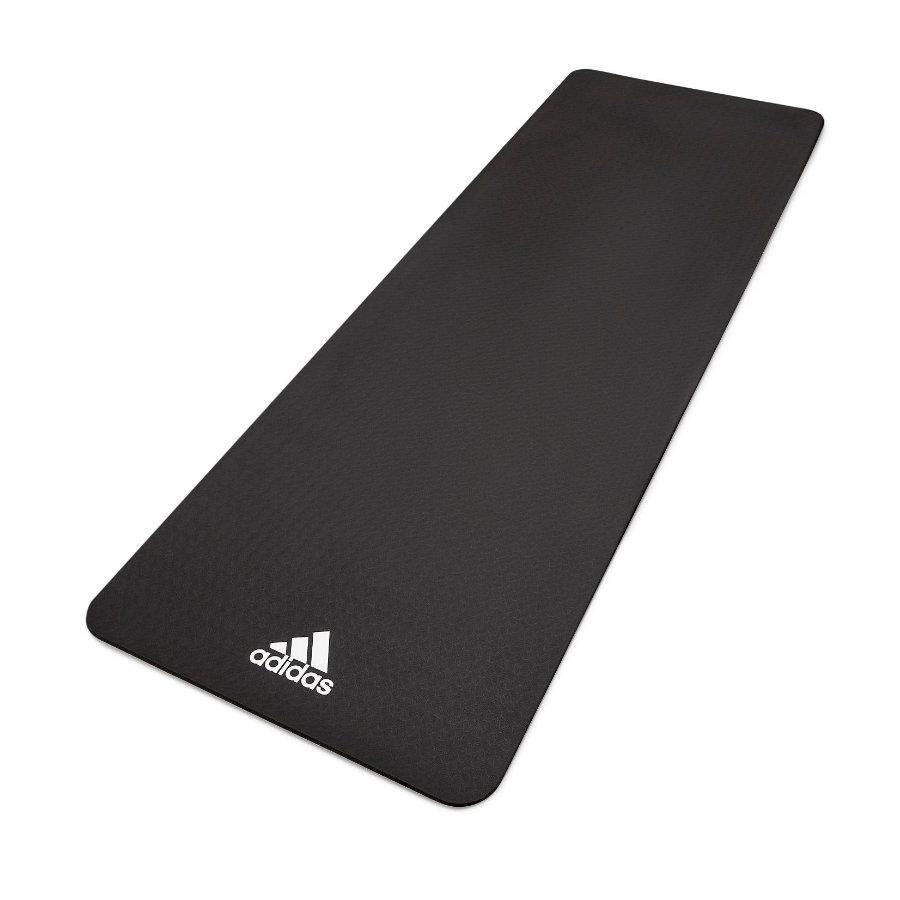 XTREM Zabawki i Sport - Adidas Fitness i Yoga Mat 8 mm, czarna