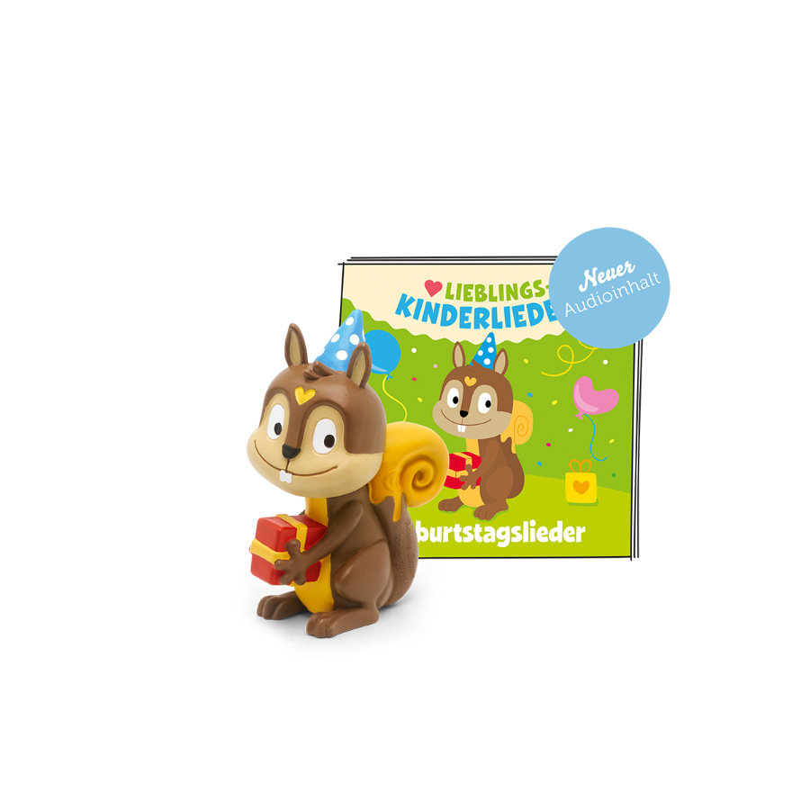 tonies® Lieblings-Kinderlieder - Geburtstagslieder (Relaunch)