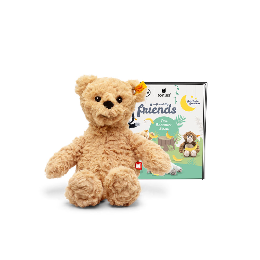 tonies® Soft Cuddly Friends mit Hörspiel - Jimmy Bär