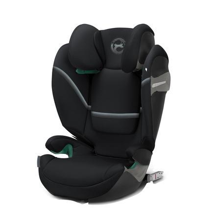 cybex GOLD Kindersitz Solution S2 i-Fix Deep Black