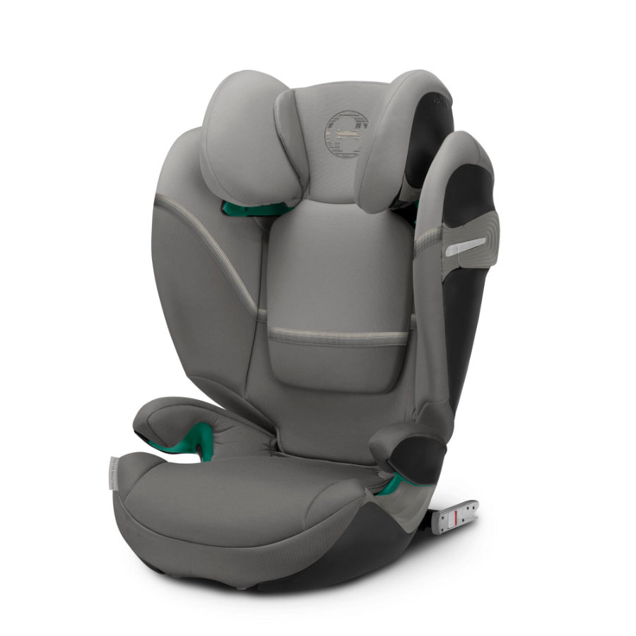 cybex GOLD Kindersitz Solution S2 i-Fix Soho Grey