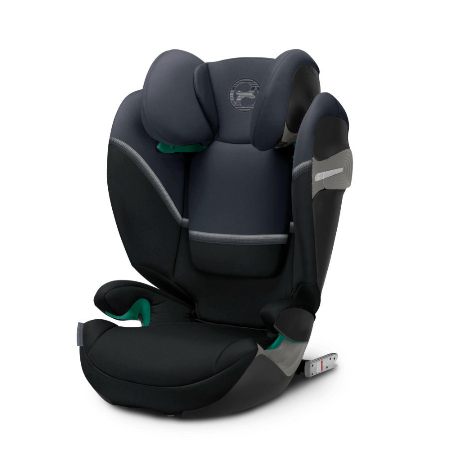 cybex GOLD Kindersitz Solution S2 i-Fix Granite Black