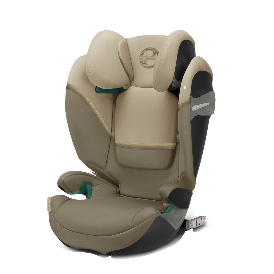 cybex GOLD Kindersitz Solution S2 i-Fix Classic Beige