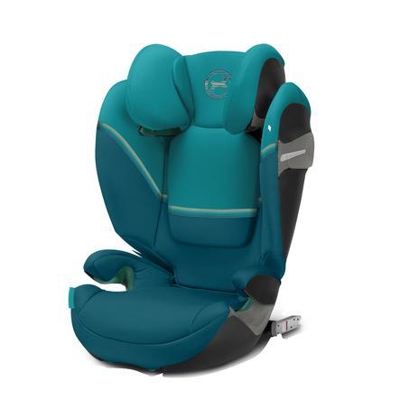 cybex GOLD Kindersitz Solution S2 i-Fix River Blue