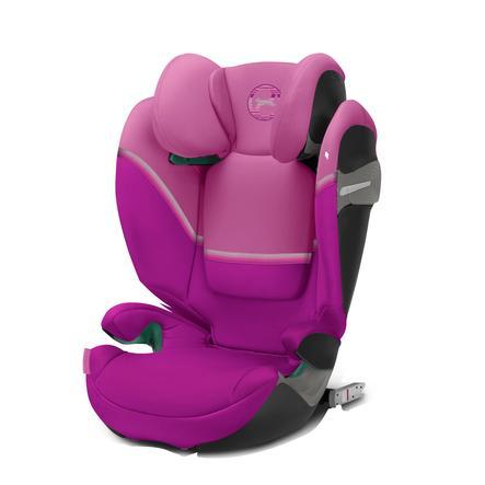 cybex GOLD Seggiolino per bambini Solution S2 i-Fix Magnolia Pink