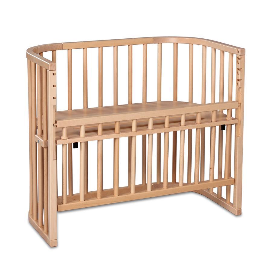 babybay Sideseng/Sengekant comfort natur