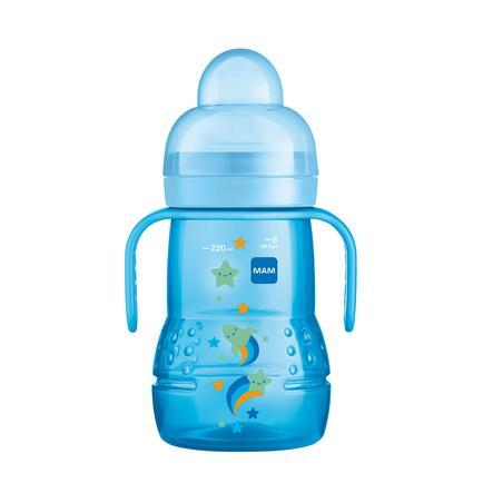 MAM Drikkeflaske Trener+ 220ml, gutt