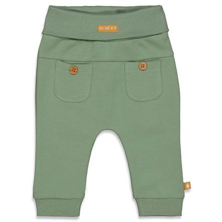 Feetje Sweatpants Welcome To Earth Groen
