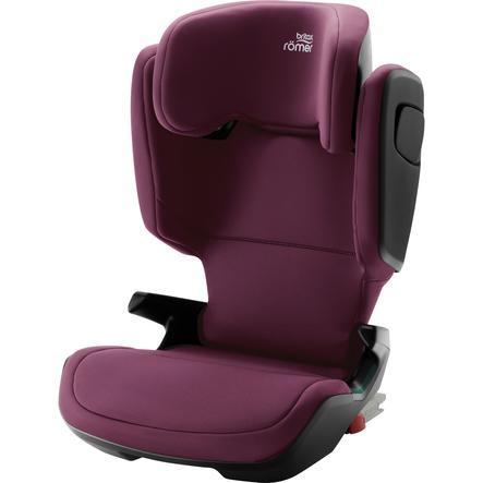 Britax Römer Kindersitz Kidfix M i-Size Burgundy Red