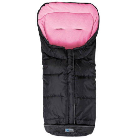 ALTA BÉBE Coprigambe invernale Standard con ABS (2203XL), balck/rose_ Black Emy