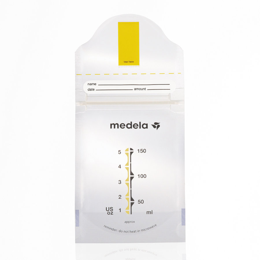 MEDELA Sachets pour lait maternel Pump & Save 20 pcs