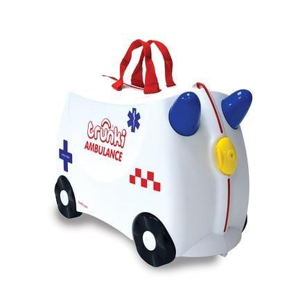 trunki Kids Suitcase - Ambulansen Abbie