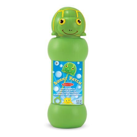 MELISSA & DOUG Sunny Patch™ - Tube à bulles de savon Tortue