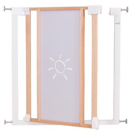 GEUTHER Plexi Zábrana do dveří Vario Safe 74,5 -82,5cm, (2786) Bicolor