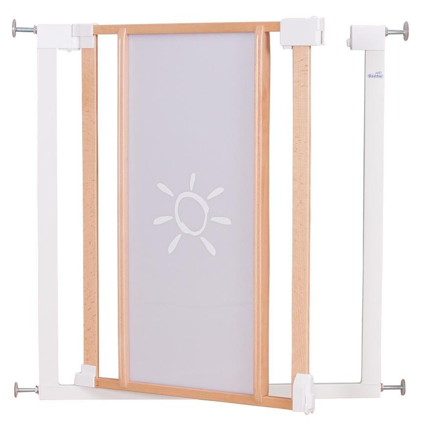 Geuther Dørbeskyttelse Vario Safe Plexi 2786 74,5 - 82,5 cm