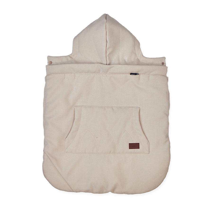 Najell Baby Carrier Allwetterschutz Sandy Beige