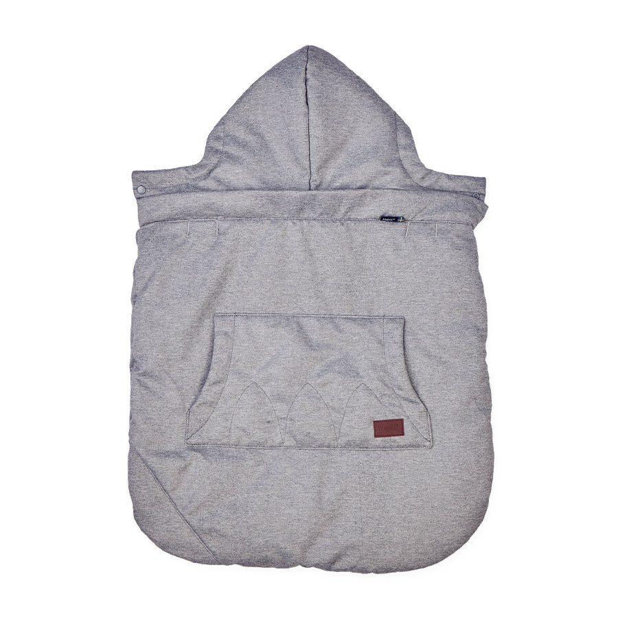 Najell Baby Carrier All Weather Protection Morning Grey