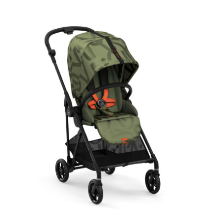 cybex GOLD Kinderwagen Melio Street Fashion Collection Olive Green