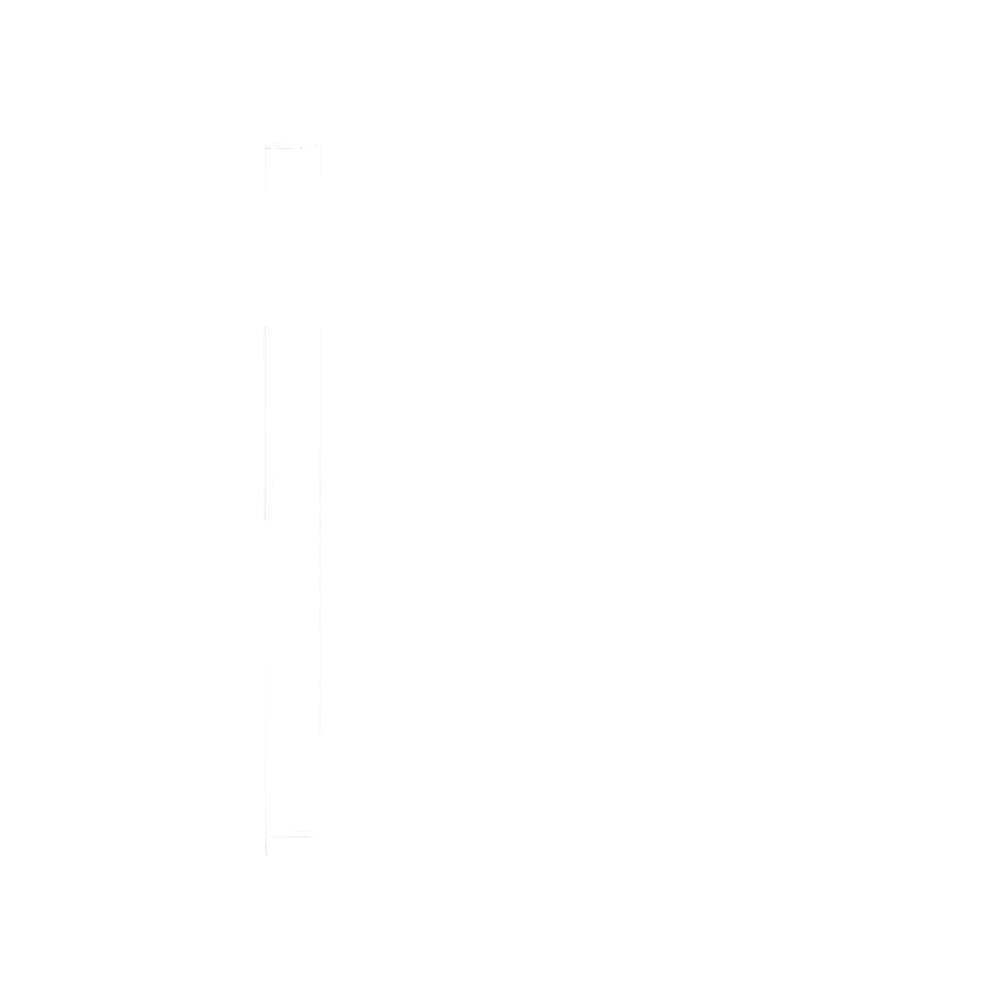 Reer Absperrgitter MyGate Tür-Element weiß/grau